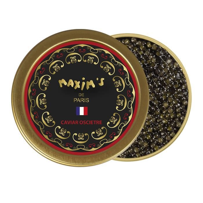 Caviar Osciètre France 250g