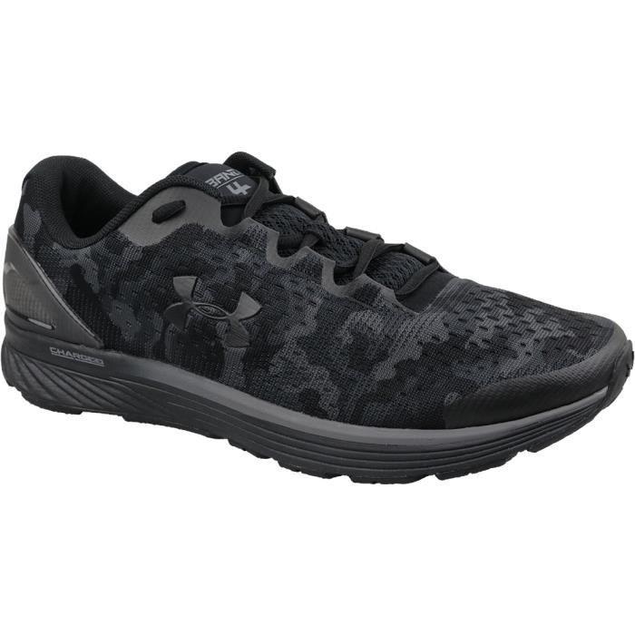 Under Armour Charged Bandit 4 GR 3021643-001 chaussures de running pour homme Noir