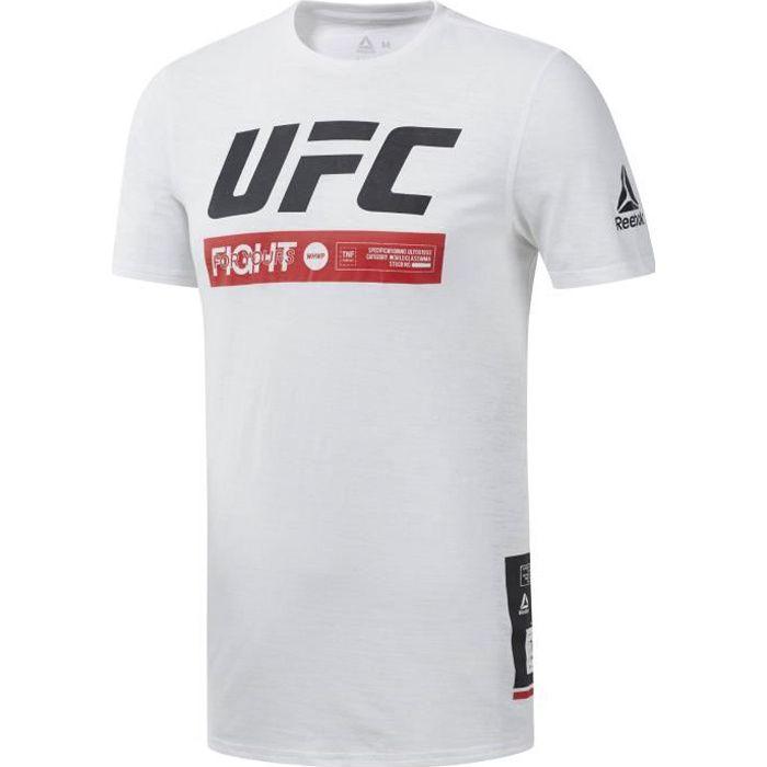 T-shirt Reebok UFC Fight Week Fan Gear