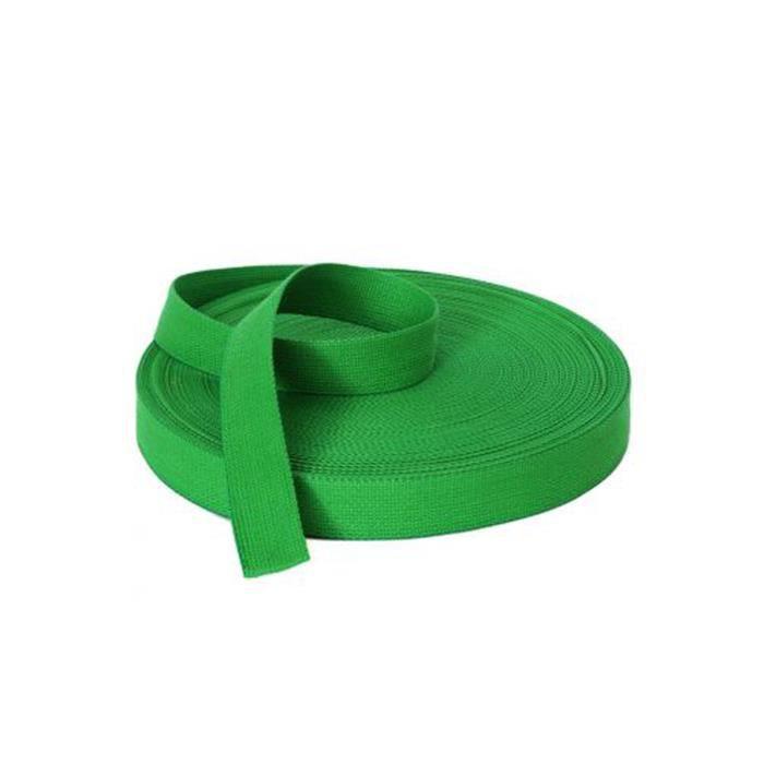 Ceinture de judo 50 m, vert