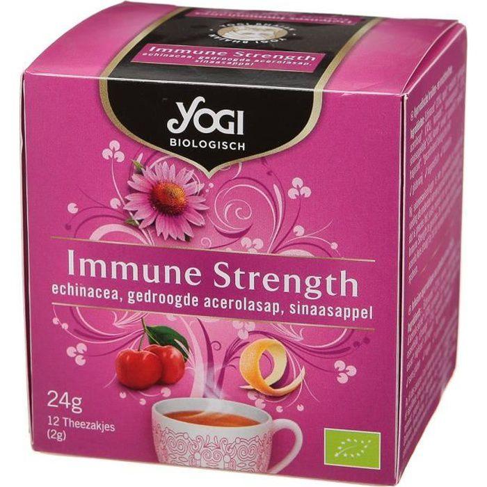 Infusion défense immunitaire 21,6 g YOGI