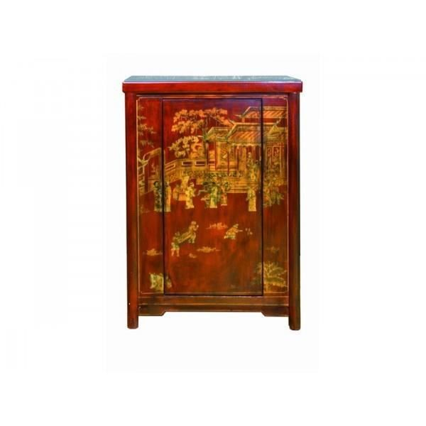 Bar chinois collection cit xian achat vente meuble for Meuble asiatique occasion