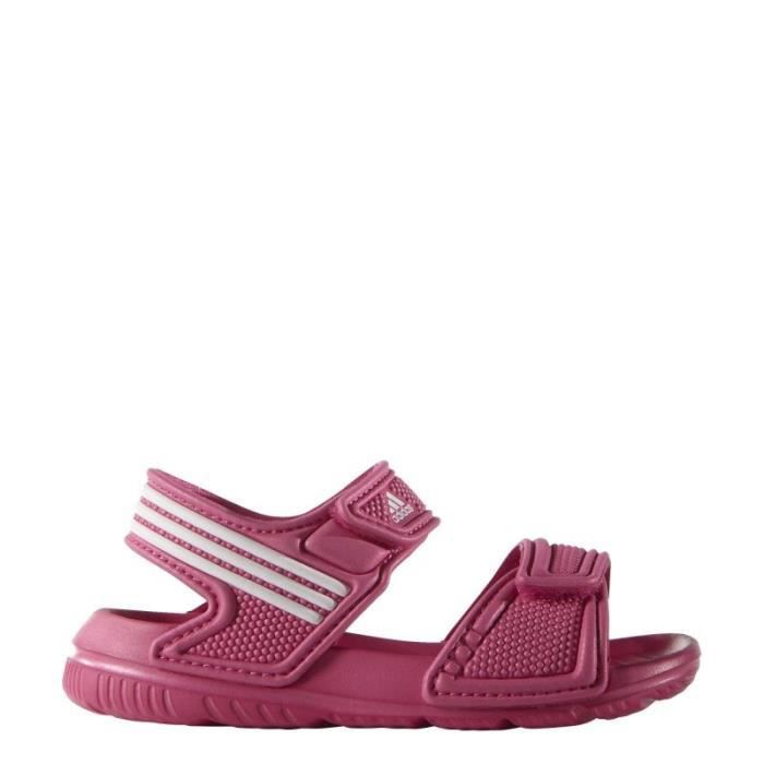 93946715be5db Sandalettes akwah 9 i adidas Rose - Achat   Vente sandale - nu-pieds ...