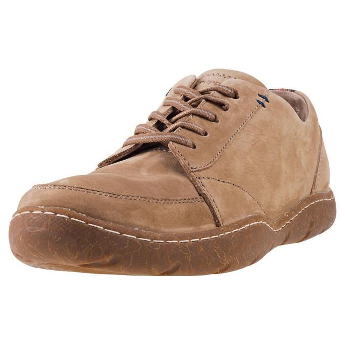 Hush Puppies Furman Sway Casual Hommes Chaussures Taupe - 9 UK tz9f5ea