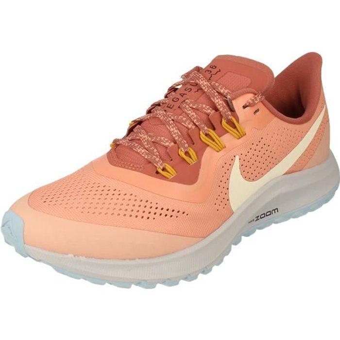 Nike Air Zoom Pegasus 36 Trail Femme Running Trainers Ar5676 ...