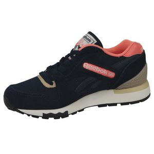 BASKET Reebok GL 6000 Out Color BD1580 Femme Baskets Bleu