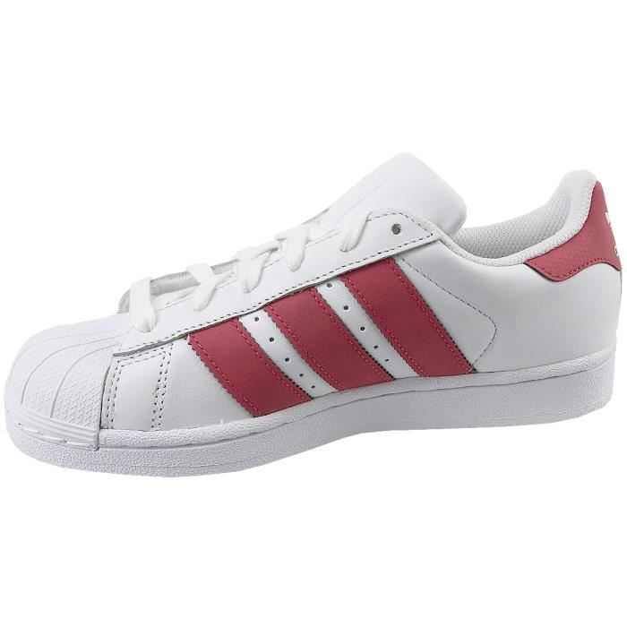 Blanc Originals Baskets Mixte Adidas Superstar Enfant x6wUXpxq1