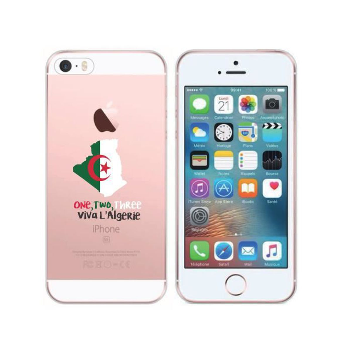 coque algerie iphone 7 plus