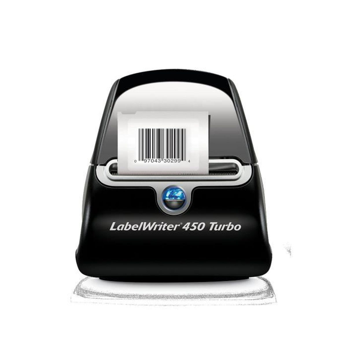 etiqueteuse dymo labelwriter 450 turbo value pack noir. Black Bedroom Furniture Sets. Home Design Ideas