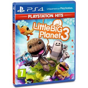 JEU PS4 Little Big Planet 3 PlayStation Hits Jeu PS4