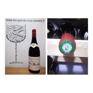 VIN ROUGE Beaune 1er cru - Clos des Mouches 2012- Joseph Dro