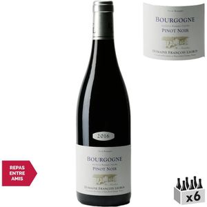 VIN ROUGE Domaine François Legros Bourgogne Pinot Noir Rouge