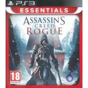 JEU PS3 Assassin's Creed Rogue (Essentials) : Playstation