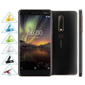 SMARTPHONE Noir Nokia 6.1 32GB Dual SIM Card occasion débloqu