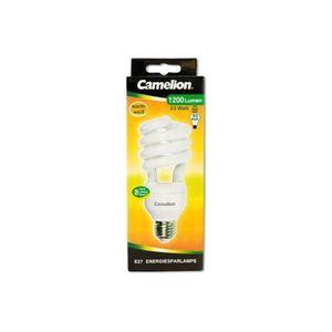 AMPOULE - LED Ampoule spirale Camelion T4 23 watts E27
