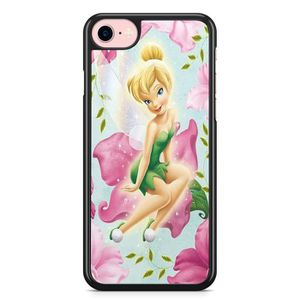 coque iphone 6 et 6s la fee clochette fleur disney