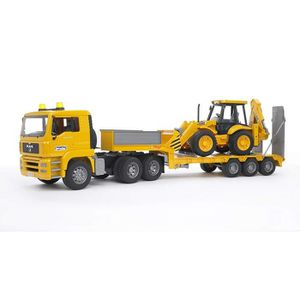 VOITURE - CAMION BRUDER - 2776 - Camion De Transport Man TGA 80 cms