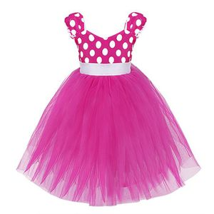 ROBE Robe Fille Princesse Imprime Animation Mignion Fêt