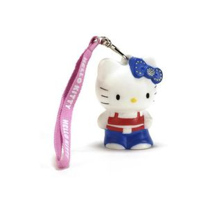 LAMPE A POSER Kitty Hip Hop - Lampe Decoration Hello Kitty 8 cm