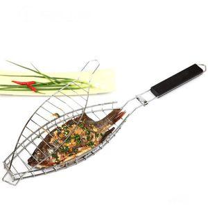 PINCE DE SERVICE Pince filet pour rôtir les poissons