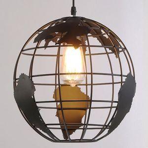 LUSTRE ET SUSPENSION Lampe Suspendue Luminaire Salon Terre Suspension P