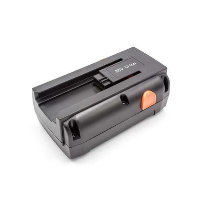 25V 5000mAh Li-Ion Batterie Pour Gardena 04025-20 380 LI Spindelmäher 4025-20
