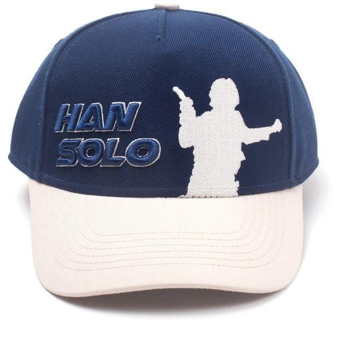 Casquette Star Wars: Silhouette Han Solo