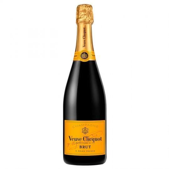 Champagne brut Veuve Clicquot 12° 75 cl