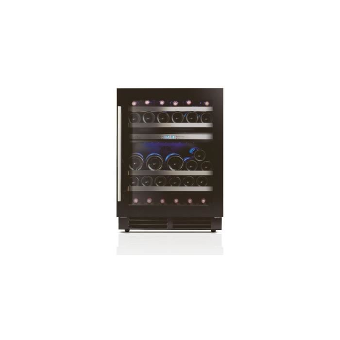 CAVE DE SERVICE 2 ZONES - ENCASTRABLE - SOUS PLAN PORTE DE 72 CM - CLAS LE CHAI - LBN445