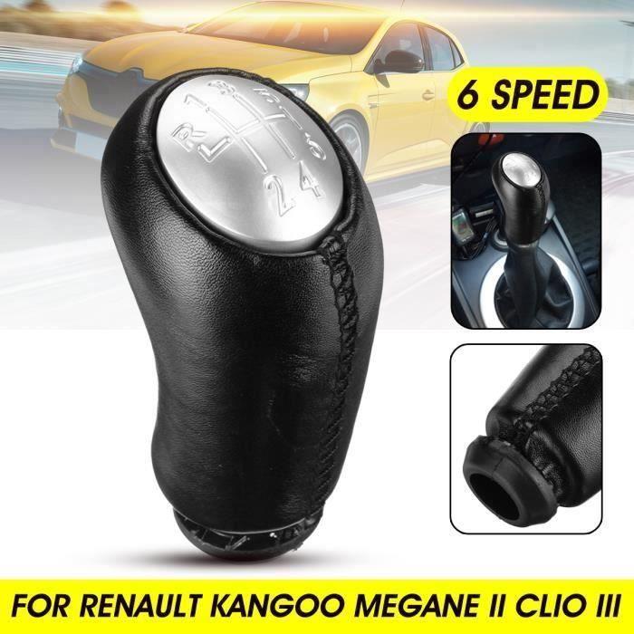 Zerone Universal 5/Speed Car Auto pommeau levier de vitesses manuel et automatique interne