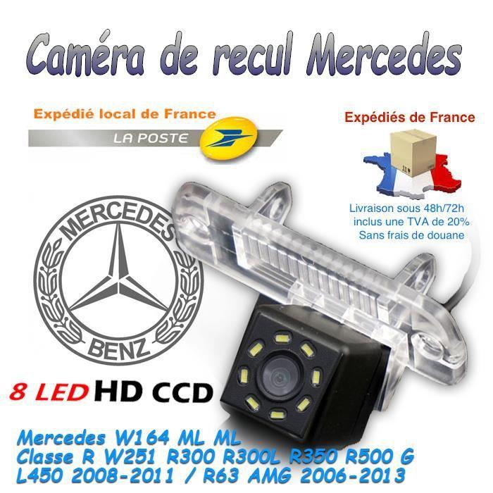 Caméra De Recul Pour Mercedes