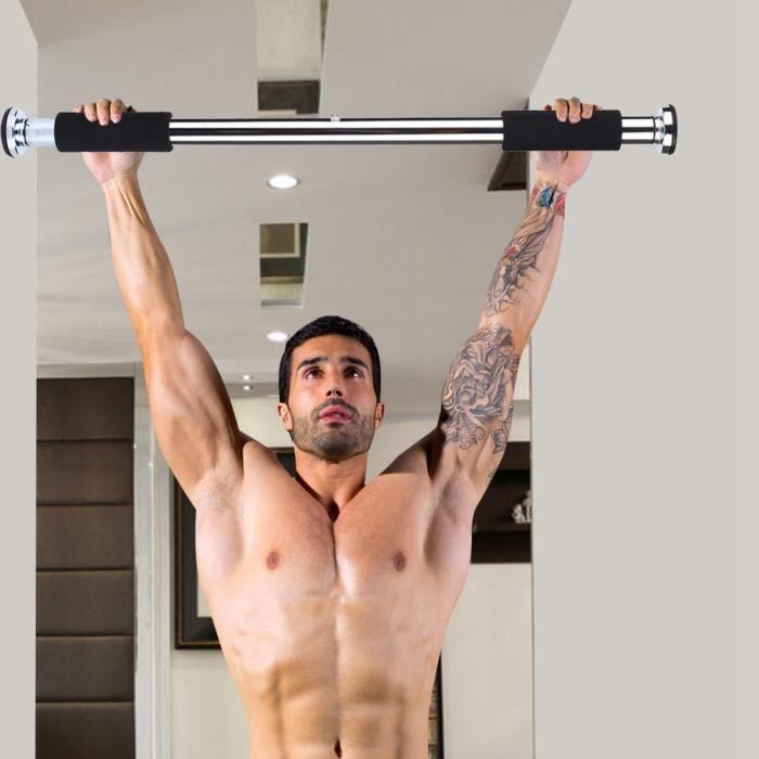 Réglable De Protection Respirant Fitness Sling Ab Sangles Exercice Protecteur Gym BARRE POUR TRACTION HB046
