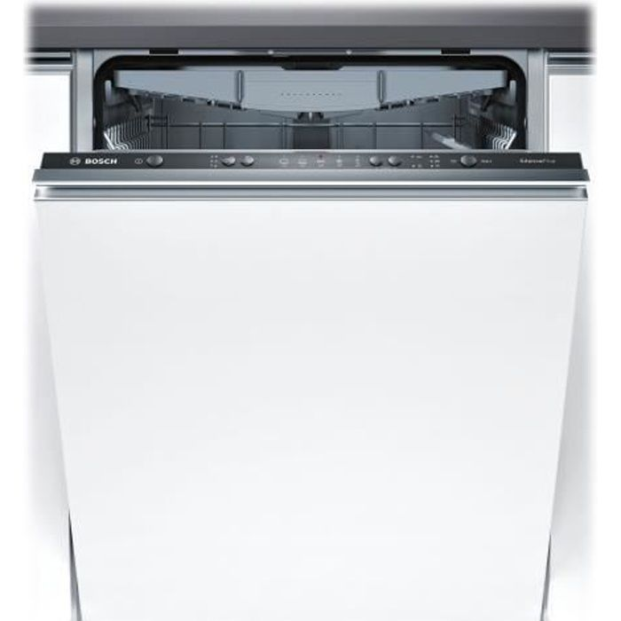 Bosch Serie - 2 SilencePlus SMV25EX00E Lave-vaisselle intégrable Niche largeur : 60 cm profondeur : 55 cm hauteur : 81.5 cm