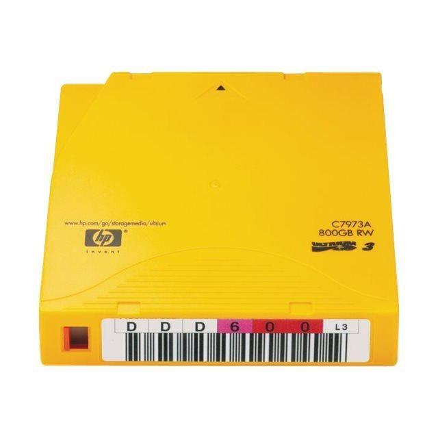 HP Ultrium RW Data Cartridge - LTO Ultrium 3 - 40…