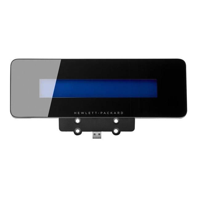 Hp Ecran client Luminosité 370 cd/m² Bornes d'entrée Usb
