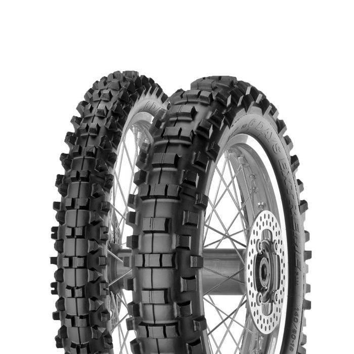 METZELER 90/90-21 54M MCE Six Days EX Pneu Moto Cross