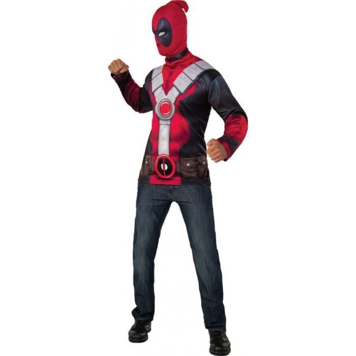 Déguisement Adulte Deadpool - Marvel