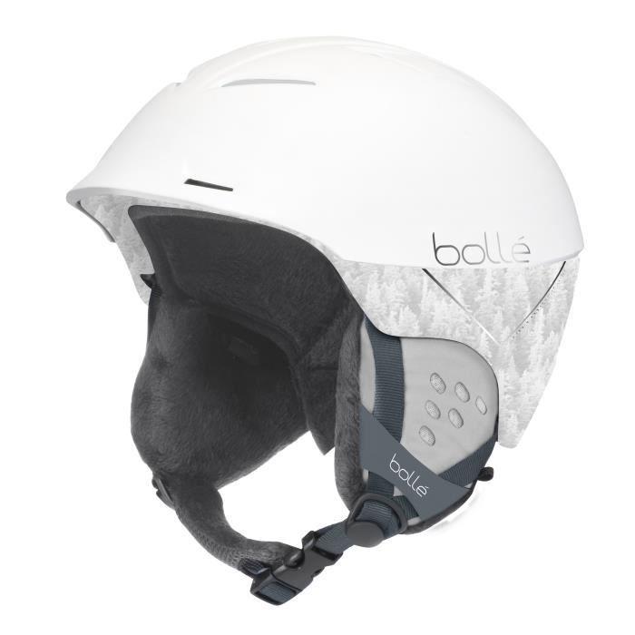 Casque De Ski-snow Bollé Synergy Blanc 52-54 52-54