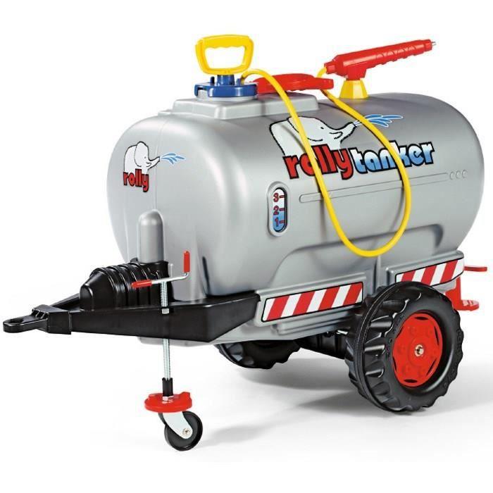 ROLLY TOYS Remorque Pulvérisateur Rolly Tanker Argent