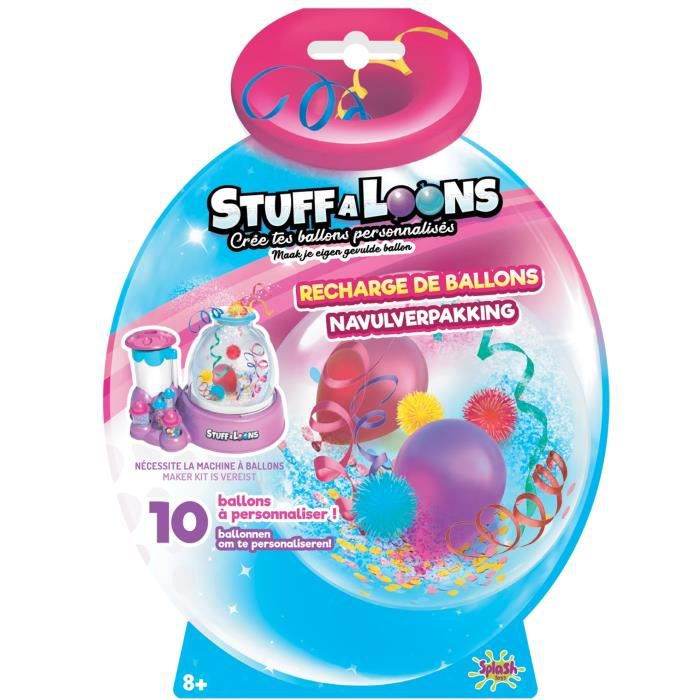 Splash Toys - Stuff a loons - recharge de ballons
