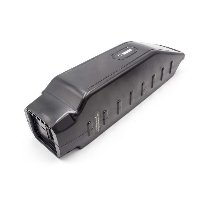 vhbw Li-Ion batterie 13000mAh 13Ah pour ebike Haibike Sduro HardLife RC, HardNine 5.0, HardNine RC, HardNine RX