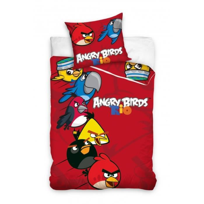 housse de couette angry birds 28 images angry birds parure de lit housse de couette 135 x. Black Bedroom Furniture Sets. Home Design Ideas