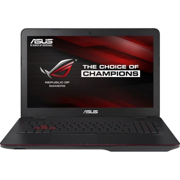 ordinateur portable asus rog g551jw 2 achat vente. Black Bedroom Furniture Sets. Home Design Ideas