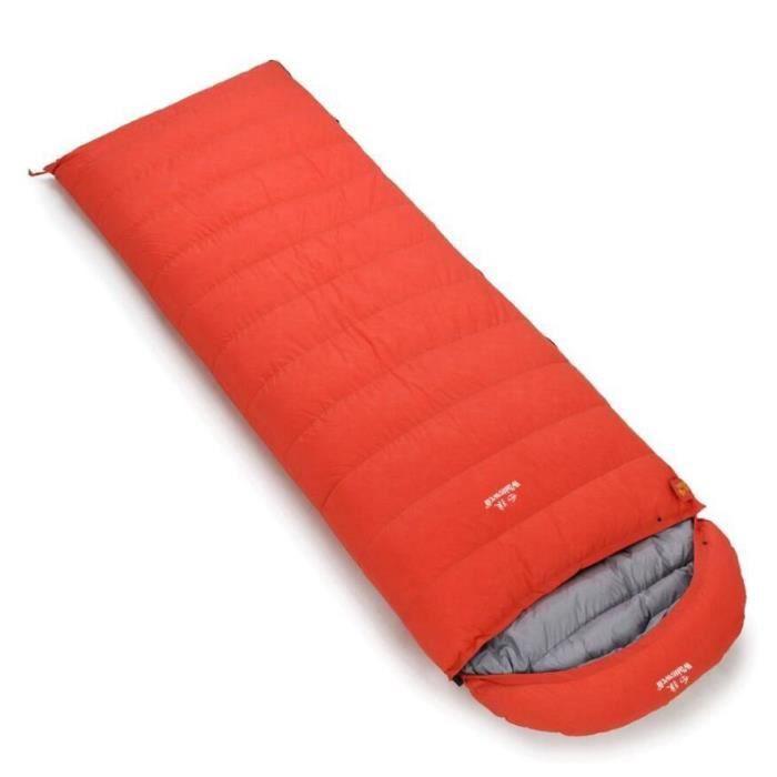 SAC DE COUCHAGE TTYY Sac de couchage en duvet Super léger Camping
