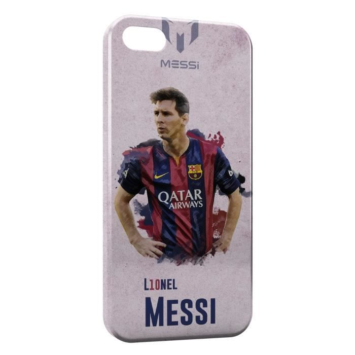 coque iphone 7 football messi
