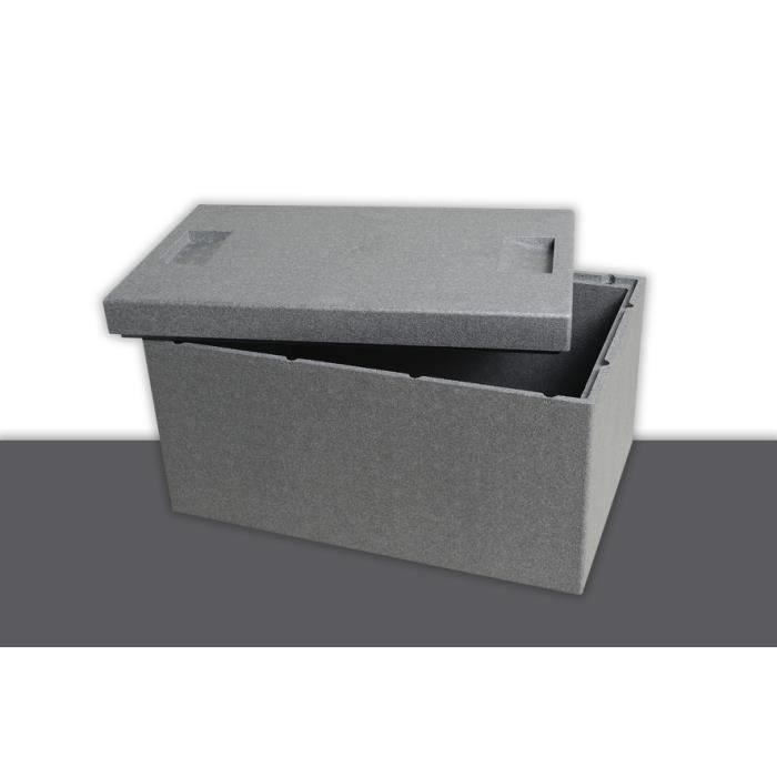 CAISSE ISOTHERME RIGIDE 53 LITRES