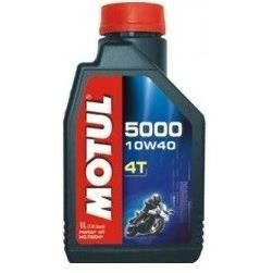 motul 5000 4t 10w40 1l huile moto achat vente huile. Black Bedroom Furniture Sets. Home Design Ideas