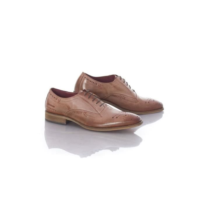 Chaussures Redskins Chaussures Palinan marron