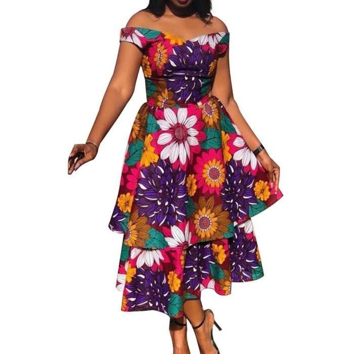 Robe De Femme Africaine Achat Vente Pas Cher