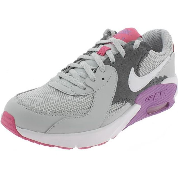NIKE Baskets Air Max Excee GS CD6894003 Gris/Rose